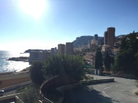 Not the best view of Monaco