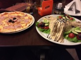 Dinner in Montenegro