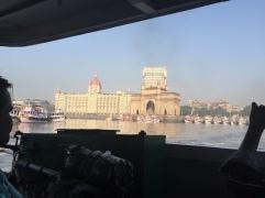 Final view of Mumbai