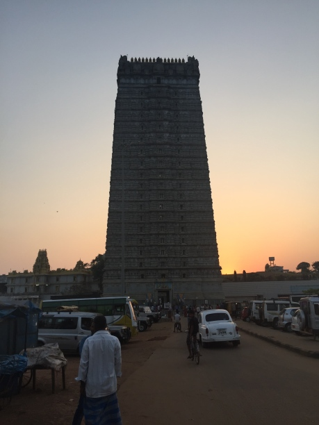 Temple in Murudeshwar