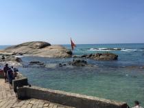 Kanyakumari - the Southern tip of India