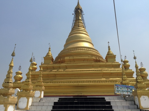 This is a pagoda