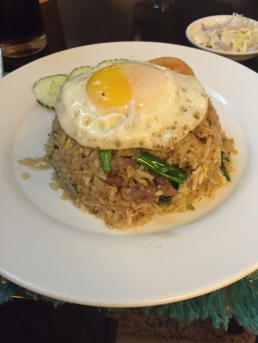 Standard meal - Chicken fried rice