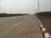 16 lanes of nothing