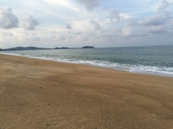 South China Sea (I think it is anyway - although it's quite a way from China)