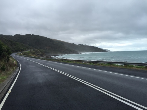 The Great Ocean Road...